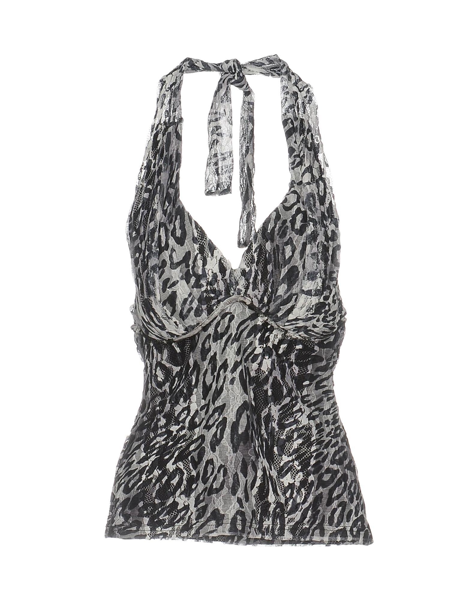 BLANC NATURE Топ без рукавов poivre blanc брюки мембранные w16 0922 jrby на лямках черный