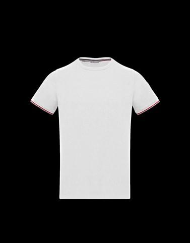 Tシャツ ホワイト Polos & T-Shirts メンズ
