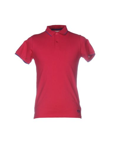 VICTOR COOL メンズ ポロシャツ ガーネット S コットン 95% / ポリウレタン 5%