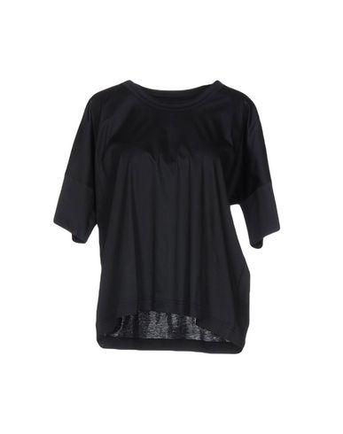 57%OFF <YOOX> LEMAIRE レディース T シャツ ブラック XL コットン 100%画像