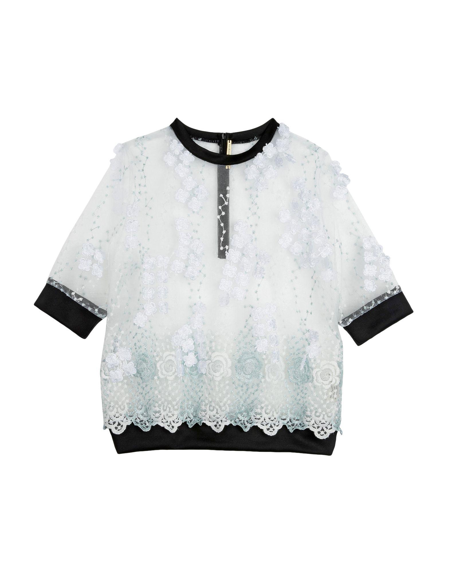 NATARGEORGIOU T-Shirts in White