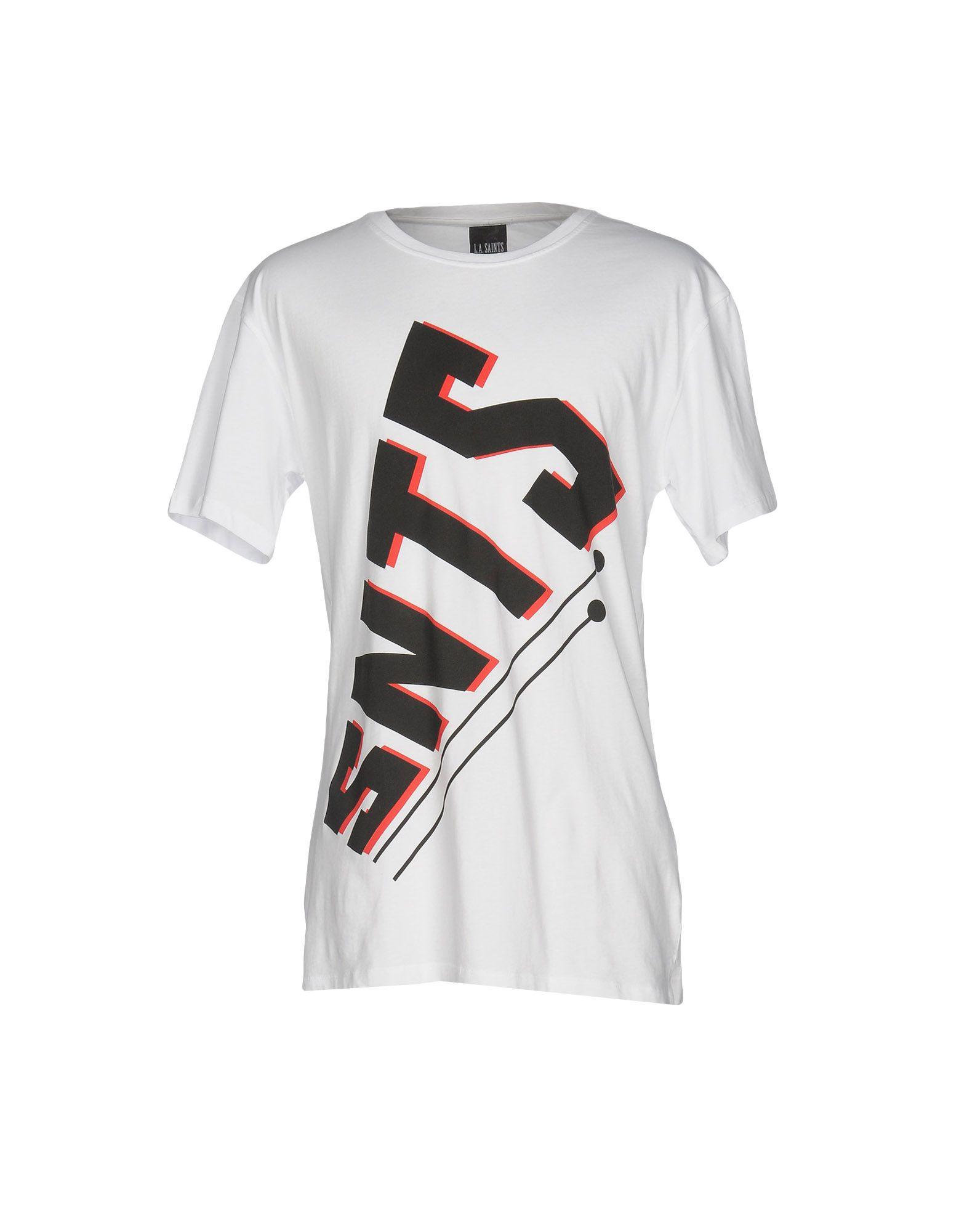 L.A. SAINTS Футболка футболка классическая printio saints row 2 blak