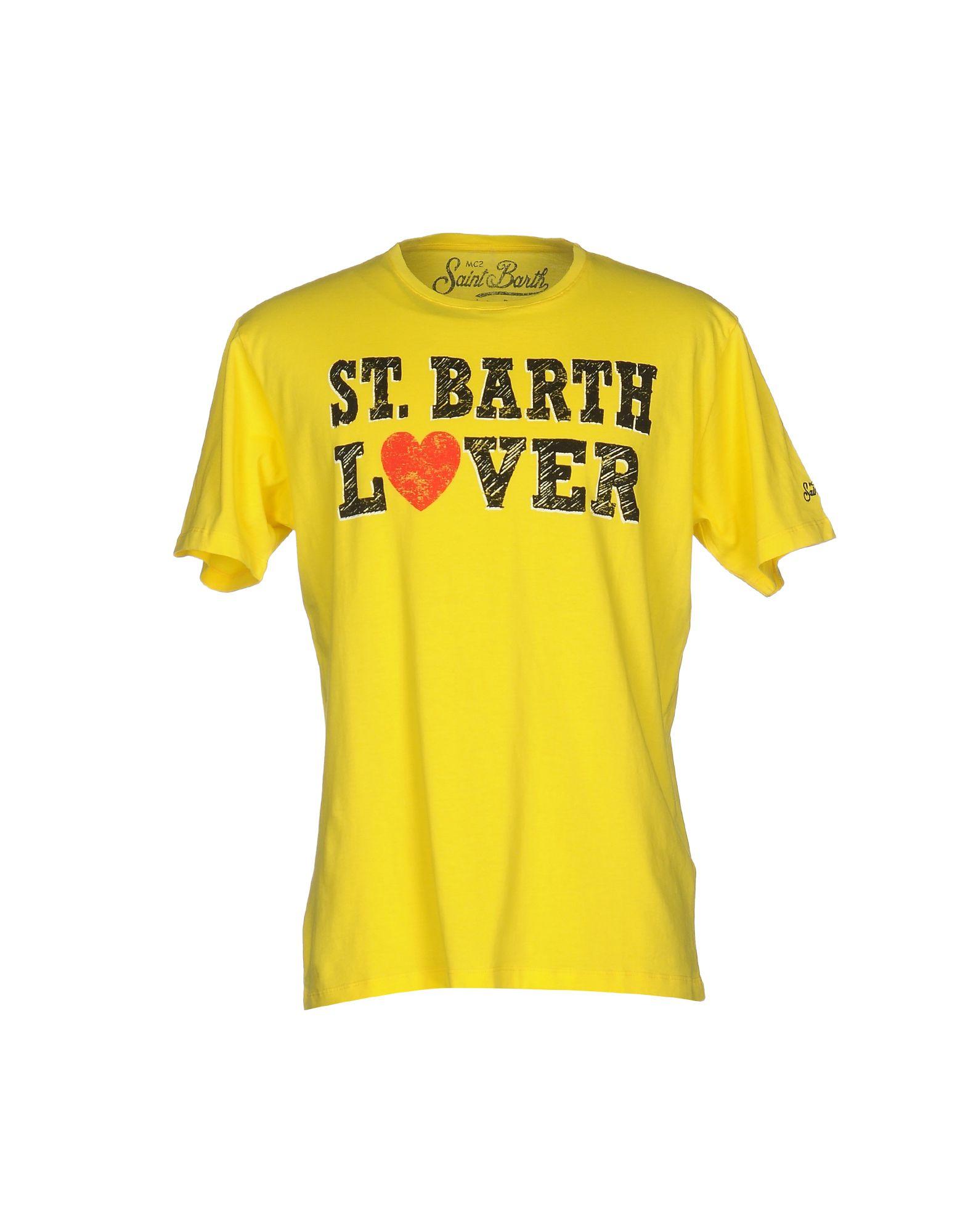 MC2 SAINT BARTH Футболка лиф mc2 saint barth mc2 saint barth mc006ewqry82