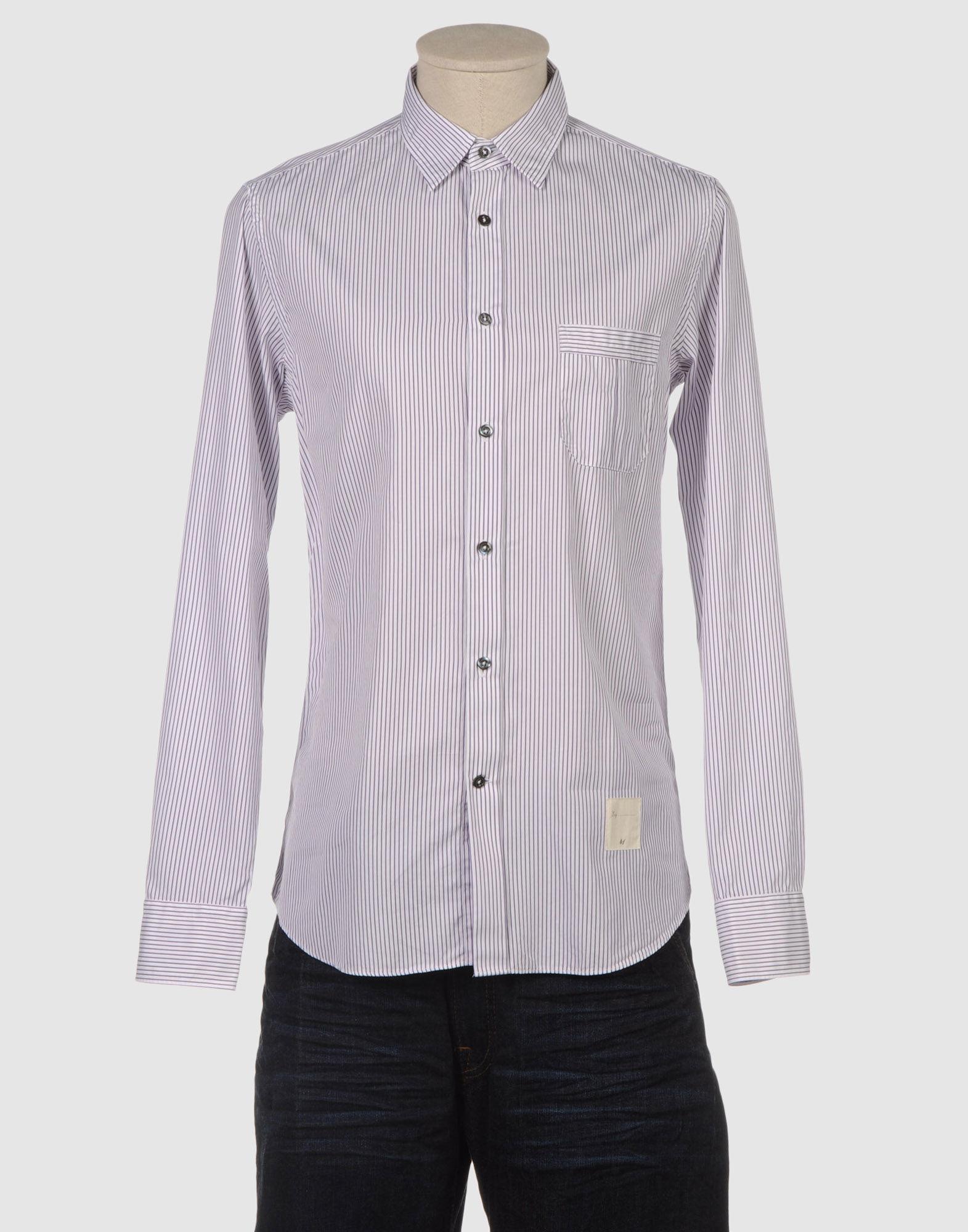 купить MAURO GRIFONI Рубашка с длинными рукавами по цене 3100 рублей