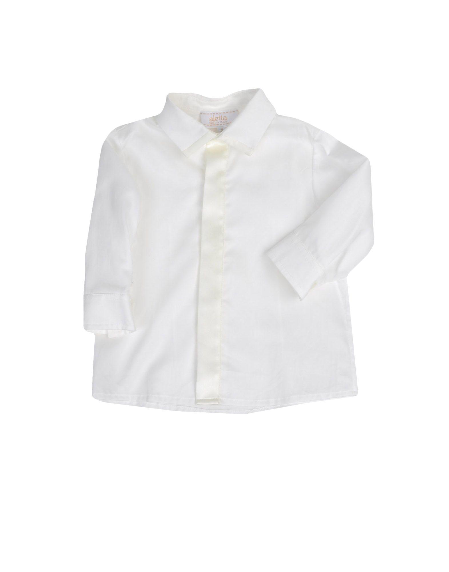купить ALETTA Рубашка с длинными рукавами по цене 1100 рублей