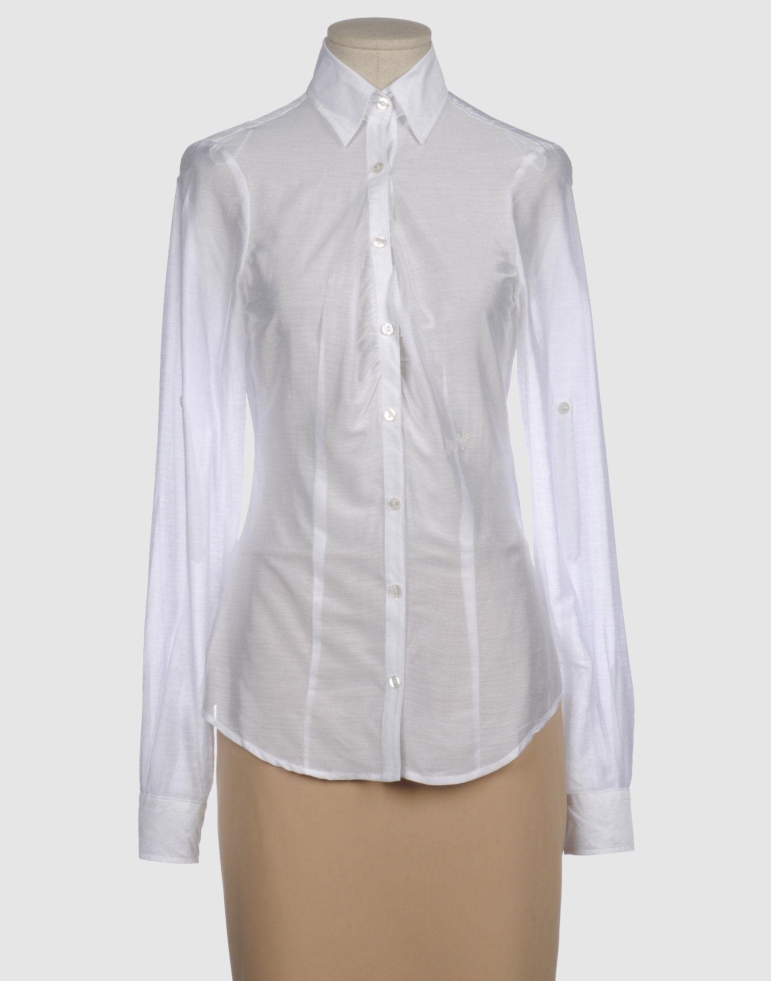 Miss Sixty Long Sleeve Shirts