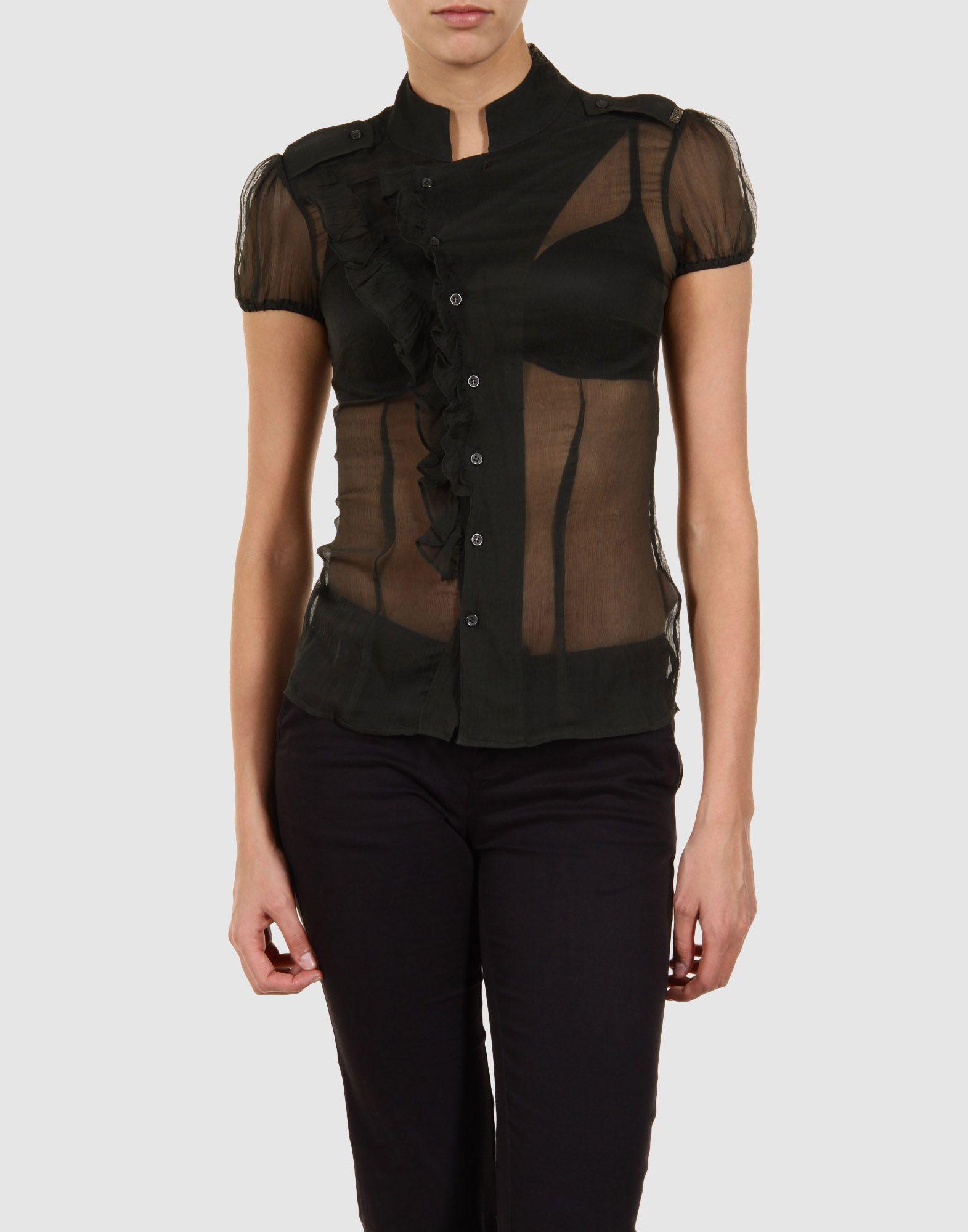 MISS SIXTY Рубашка с короткими рукавами цена 2017