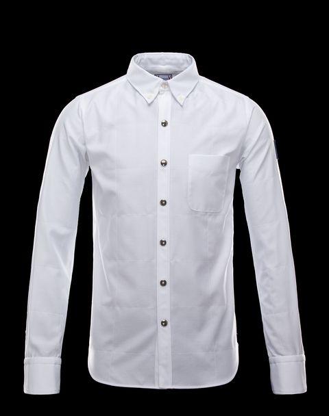 camicia uomo moncler
