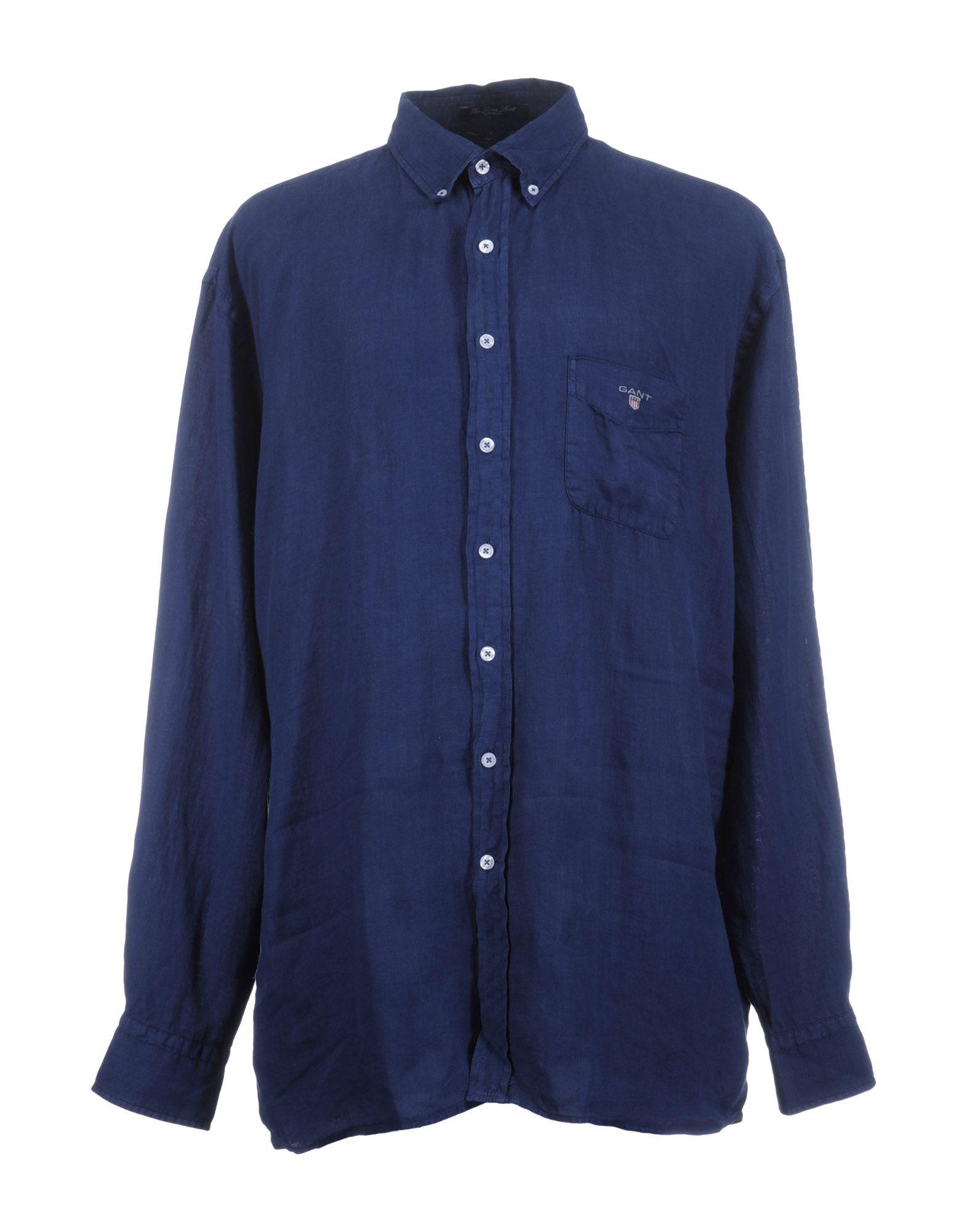 купить GANT Рубашка с длинными рукавами по цене 2900 рублей