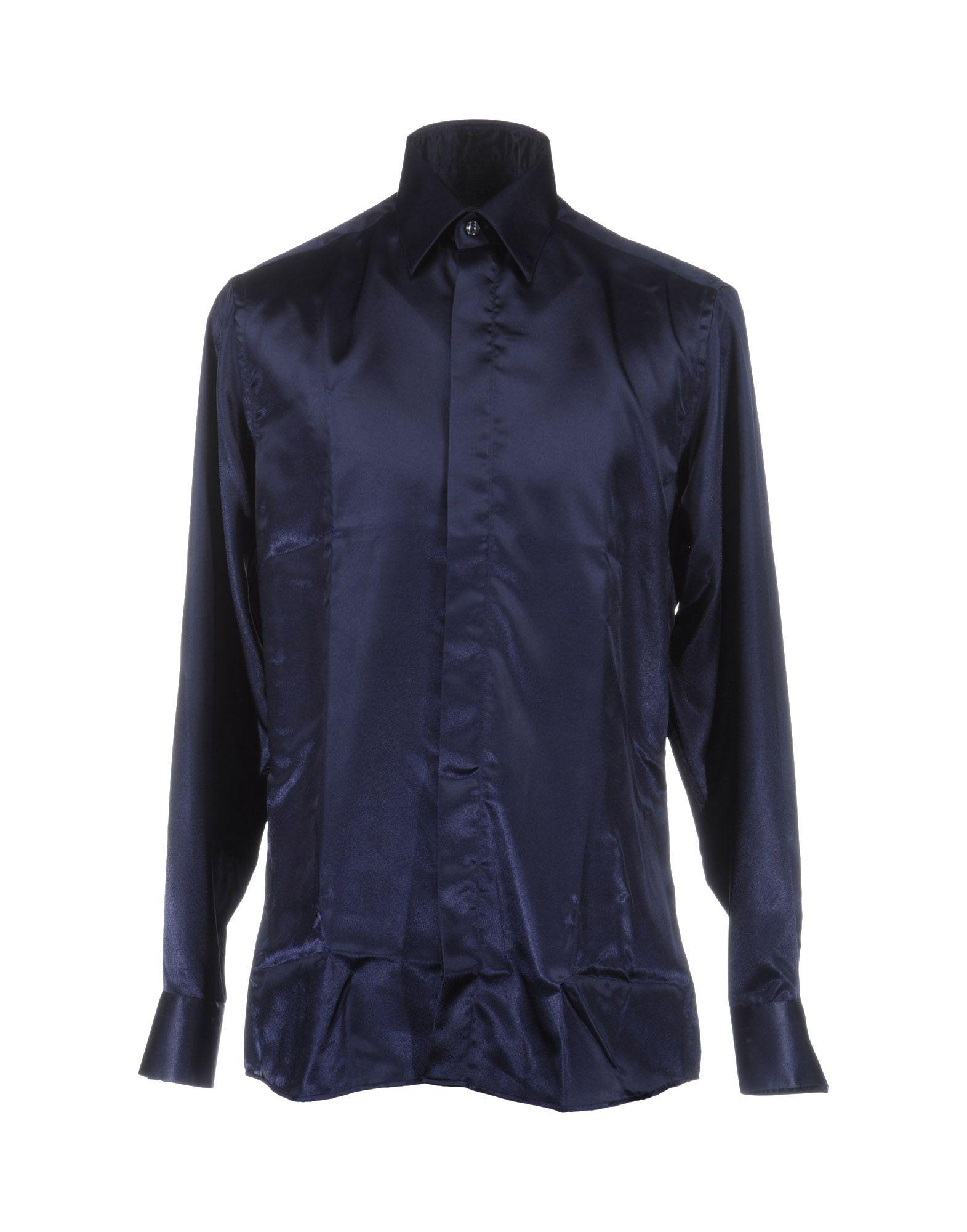 Фото - ARDING & HOBBS Рубашка с длинными рукавами рубашка однотонная с длинными рукавами