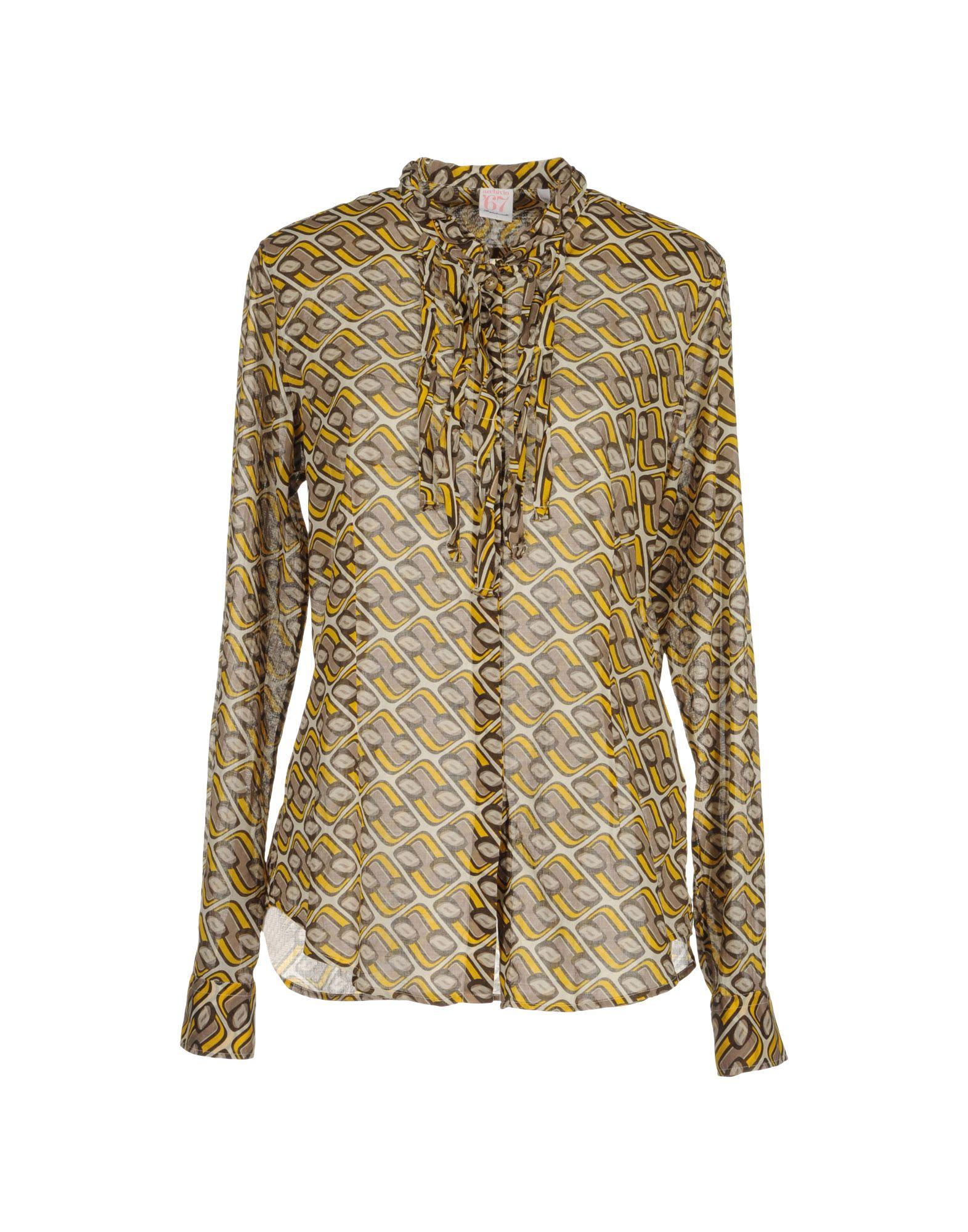 ARCHIVIO '67 Рубашка с длинными рукавами цена 2017
