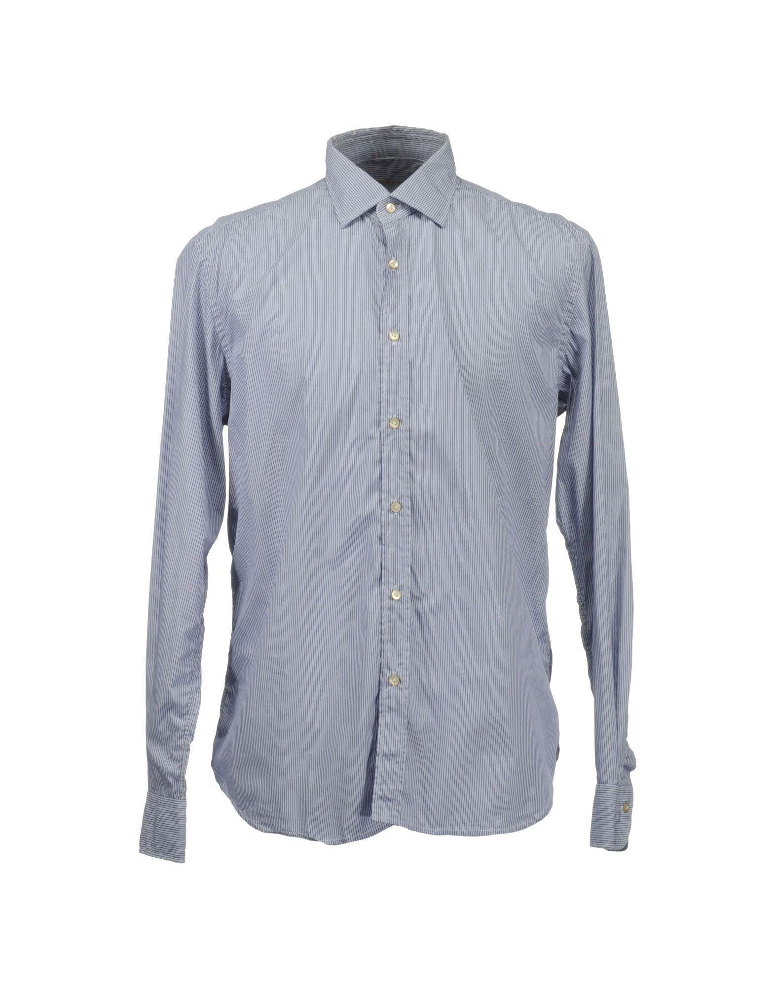 Фото - XACUS Рубашка с длинными рукавами рубашка однотонная с длинными рукавами