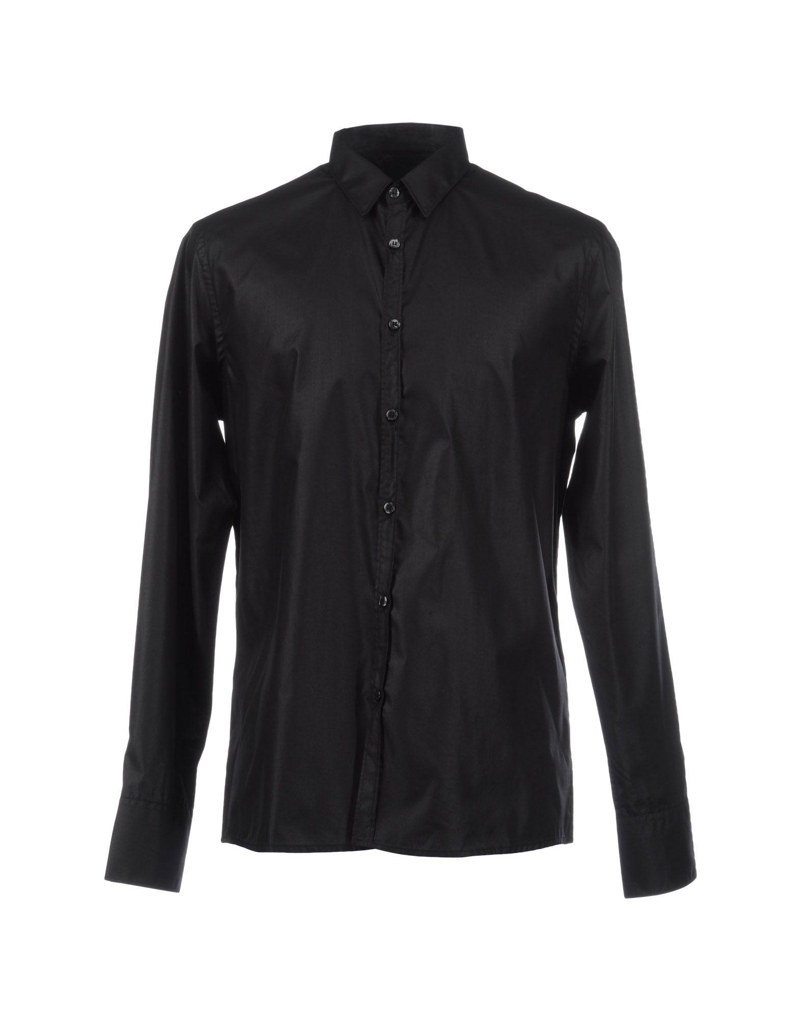 где купить SIMBOLS Рубашка с длинными рукавами по лучшей цене
