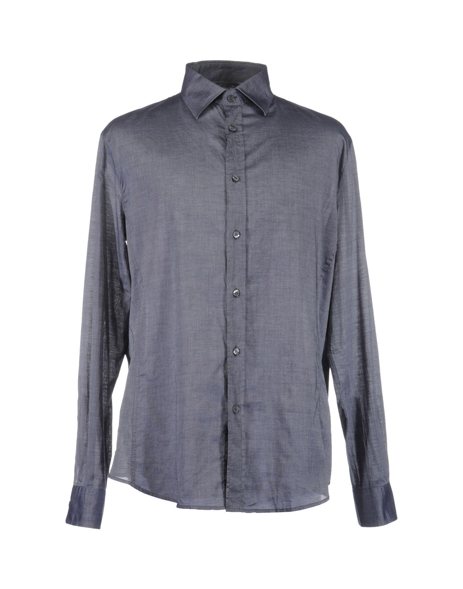 ARMANI JEANS Рубашка с длинными рукавами цена 2017