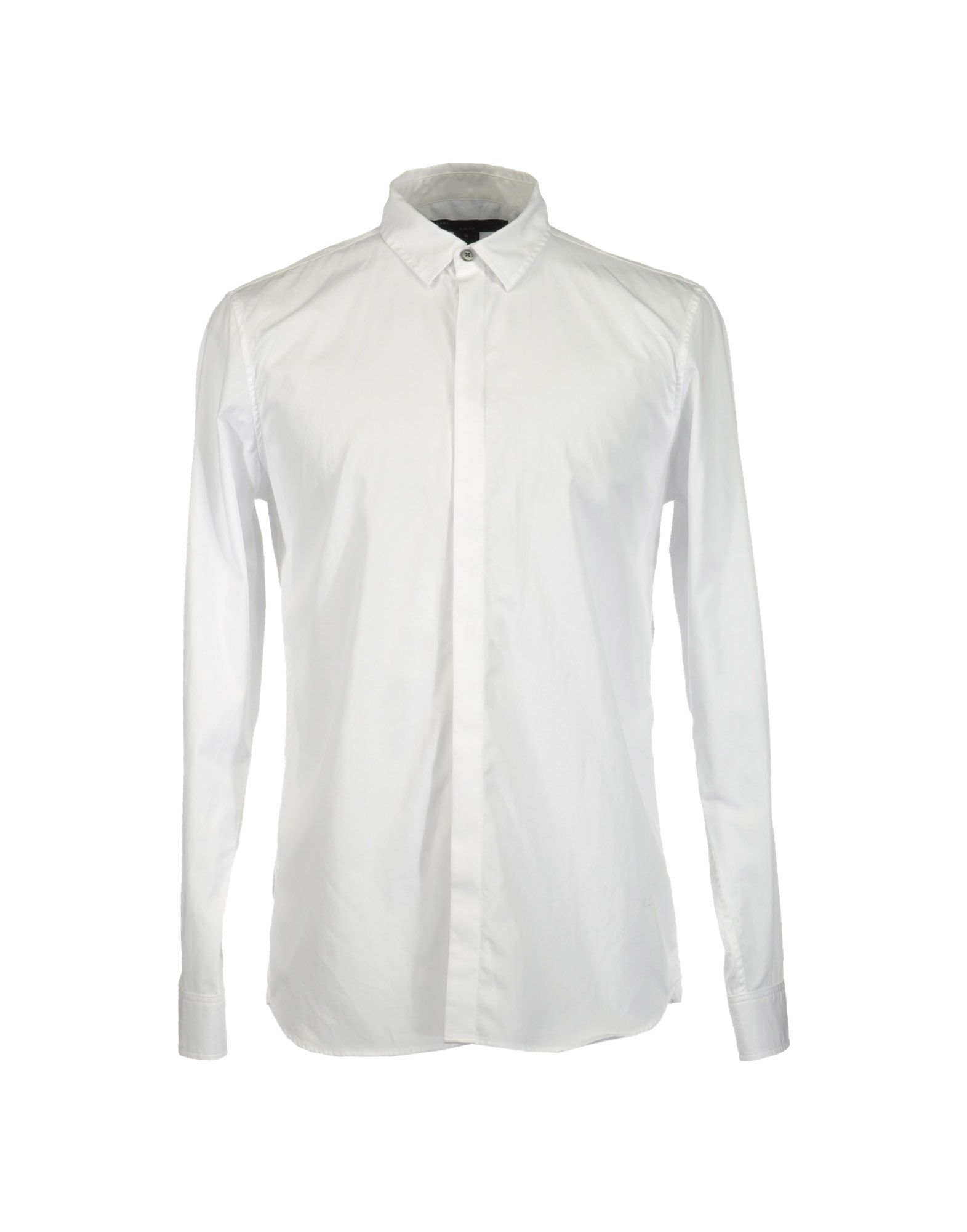 Фото - MARC BY MARC JACOBS Рубашка с длинными рукавами рубашка однотонная с длинными рукавами