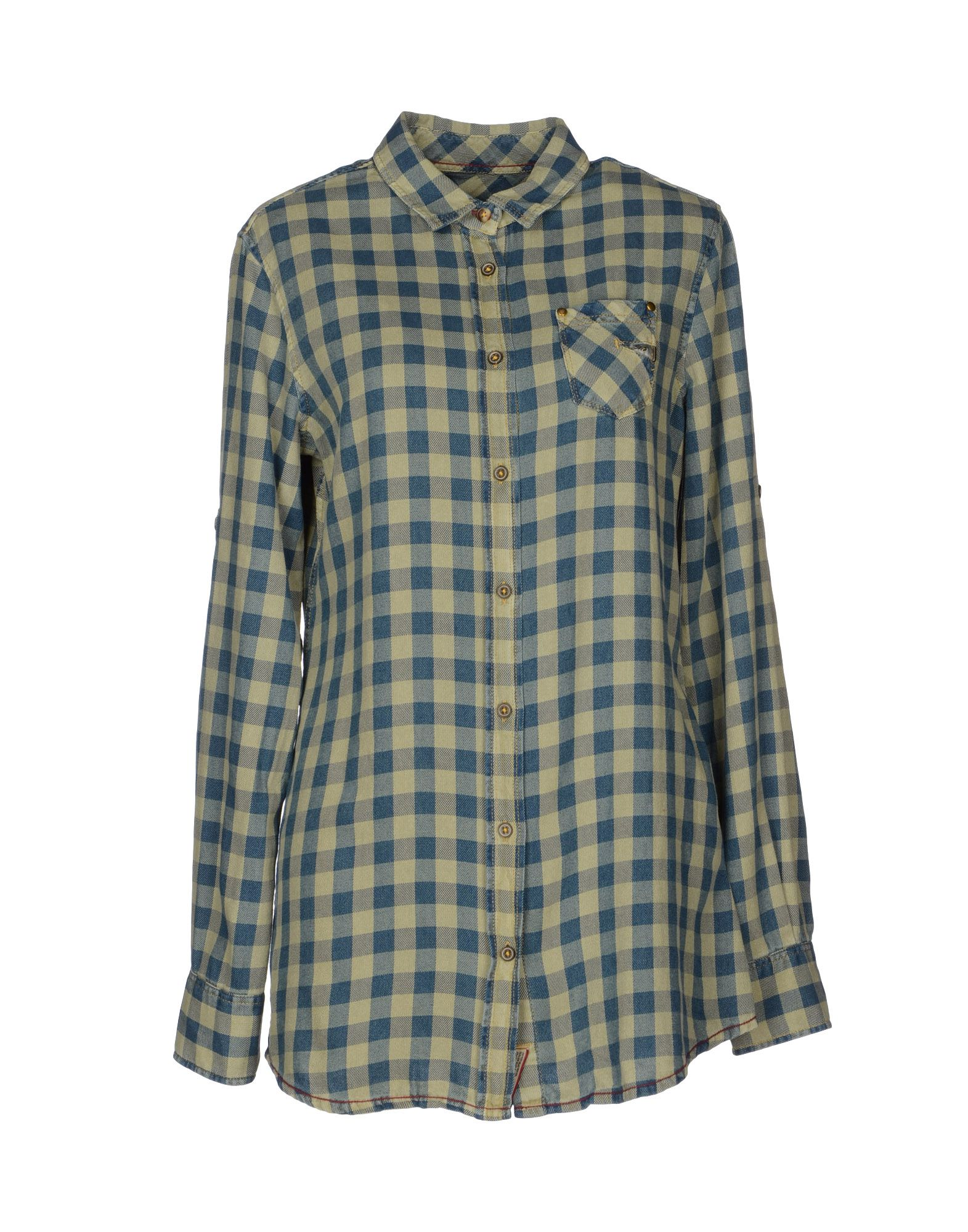 MELTIN POT Рубашка с длинными рукавами цена 2017
