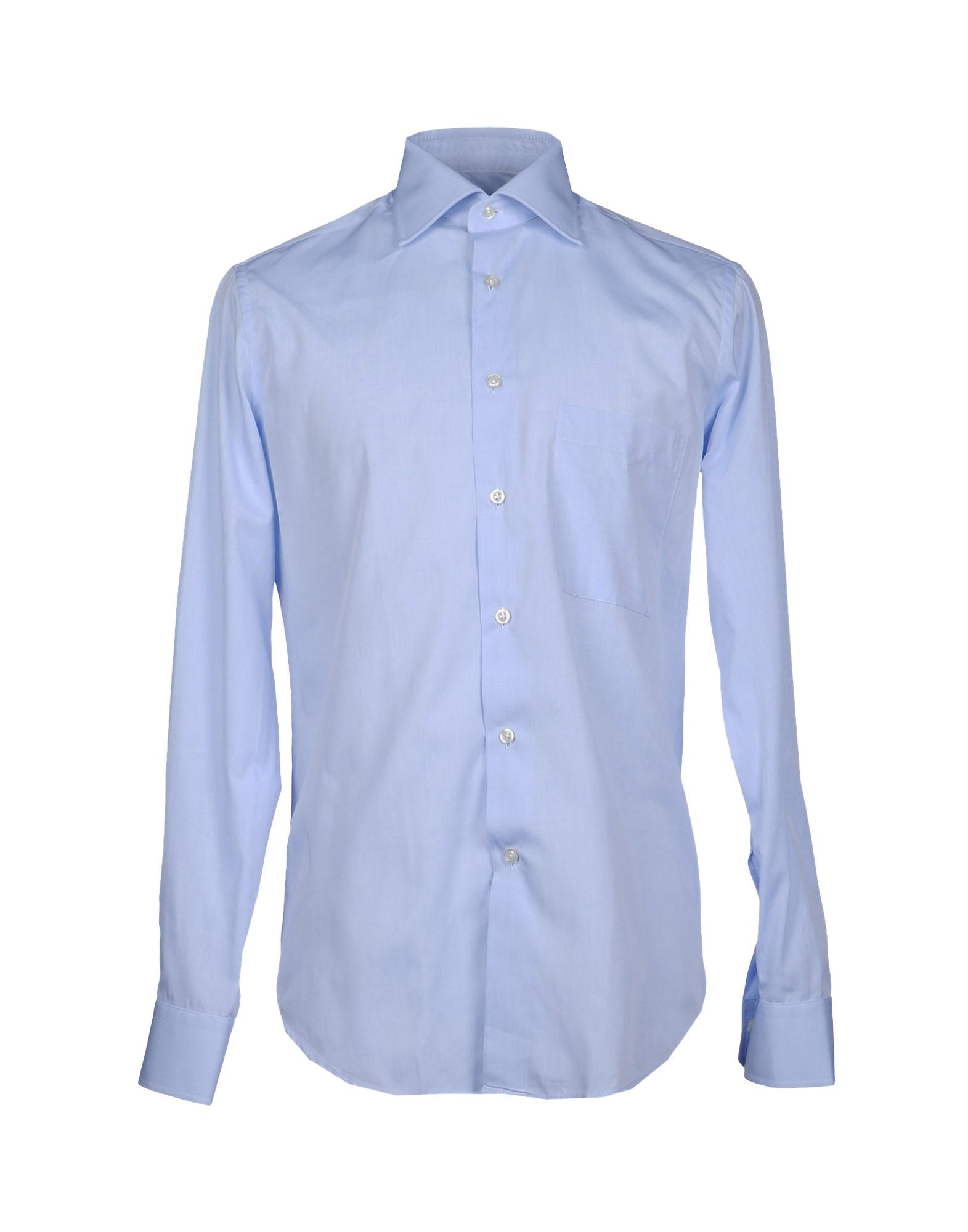 купить PAL ZILERI Рубашка с длинными рукавами по цене 3500 рублей