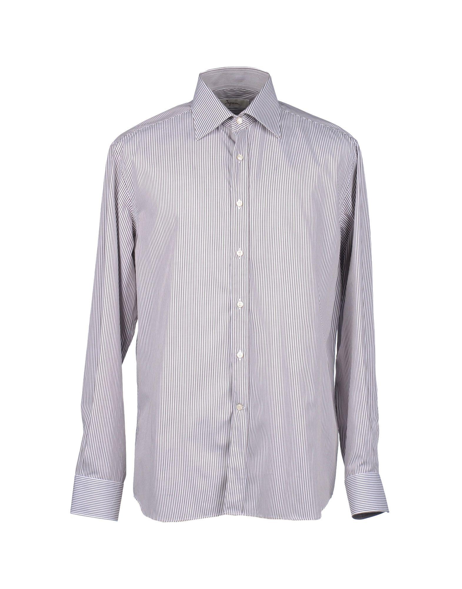 INGRAM Рубашка с длинными рукавами цена 2017