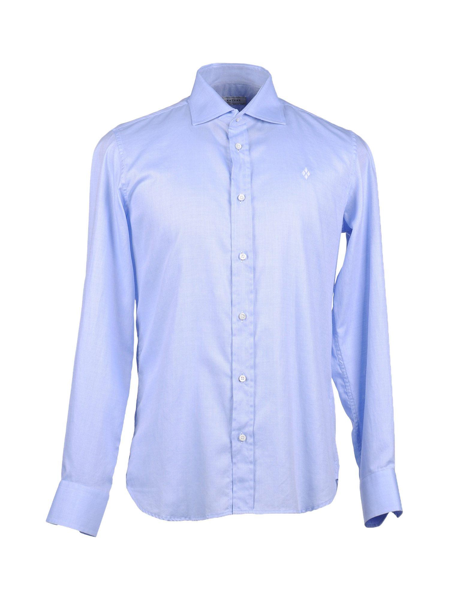 BALLANTYNE Рубашка с длинными рукавами цена 2017