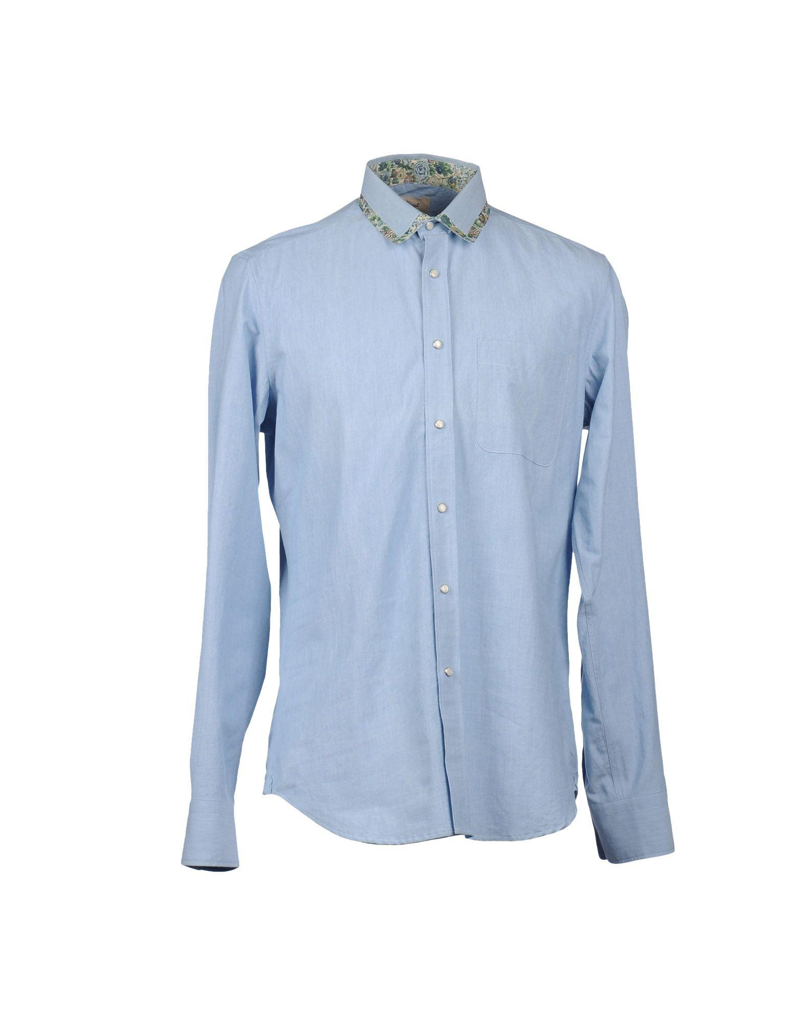 купить COAST WEBER & AHAUS Рубашка с длинными рукавами по цене 3550 рублей