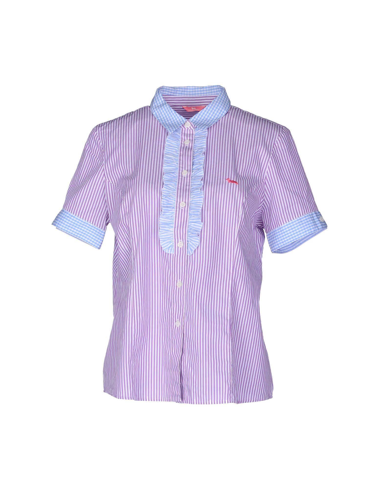 HARMONT&BLAINE Рубашка с короткими рукавами цена 2017
