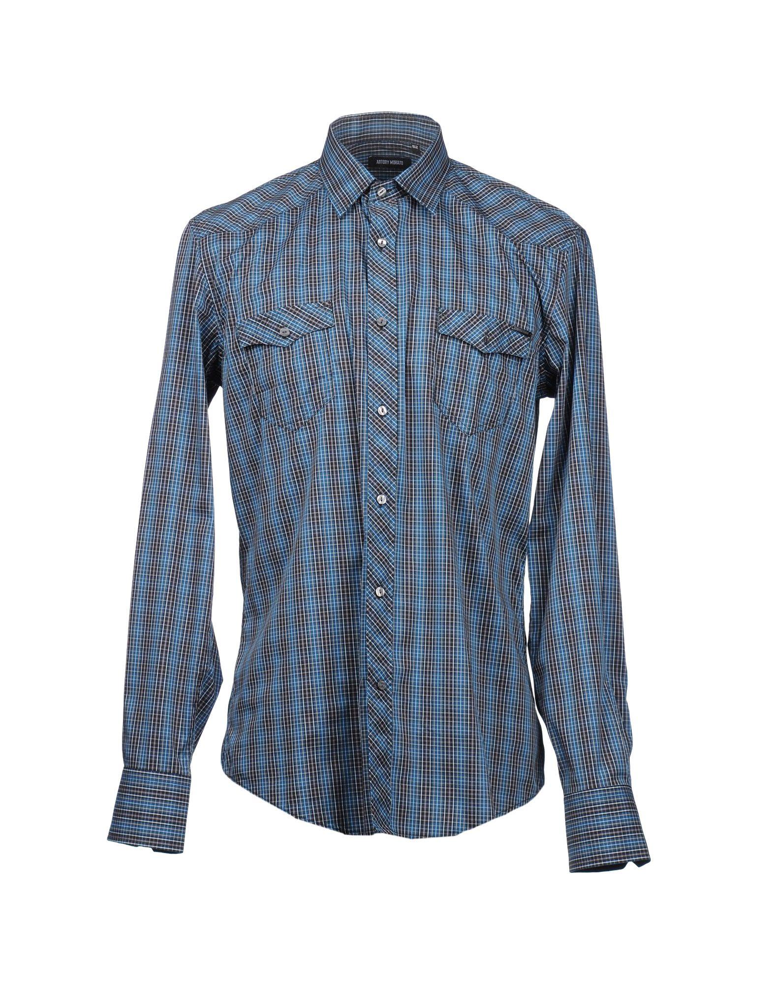 ANTONY MORATO Рубашка с длинными рукавами antony morato джинсовая рубашка