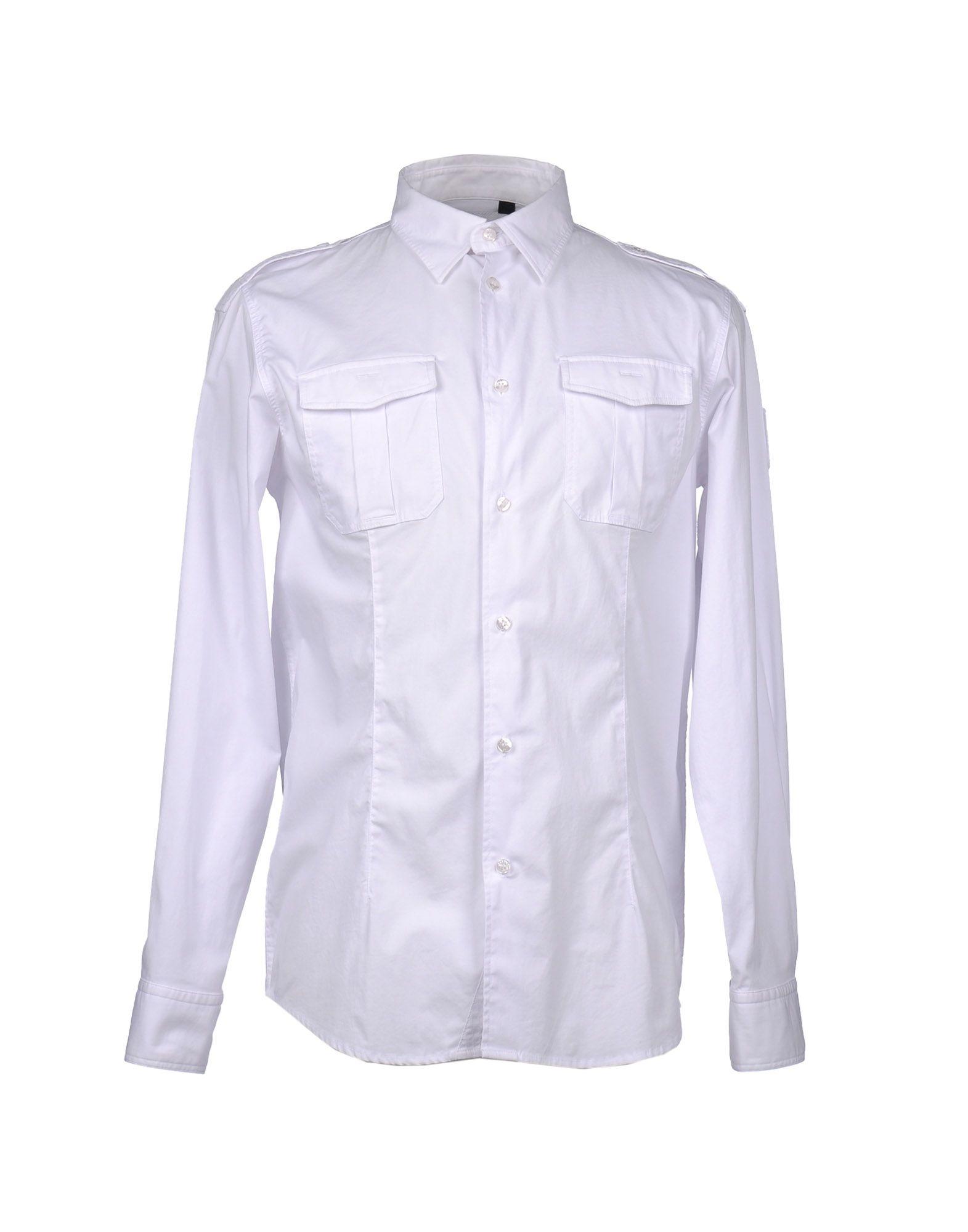 купить DEKKER Рубашка с длинными рукавами по цене 2840 рублей