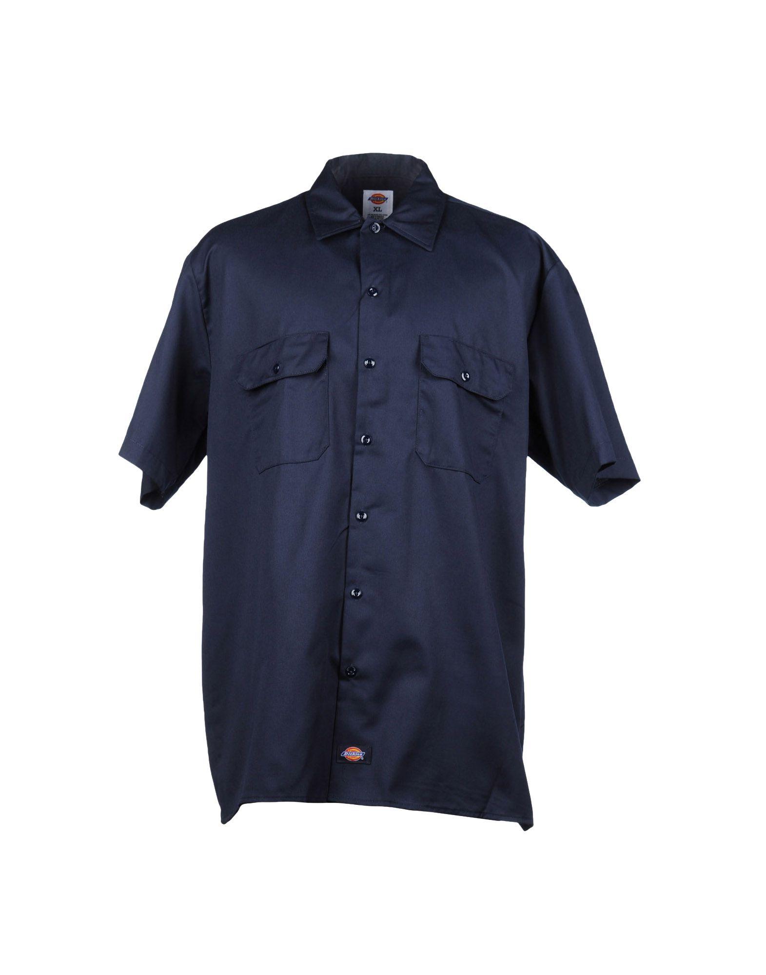 DICKIES Рубашка с короткими рукавами
