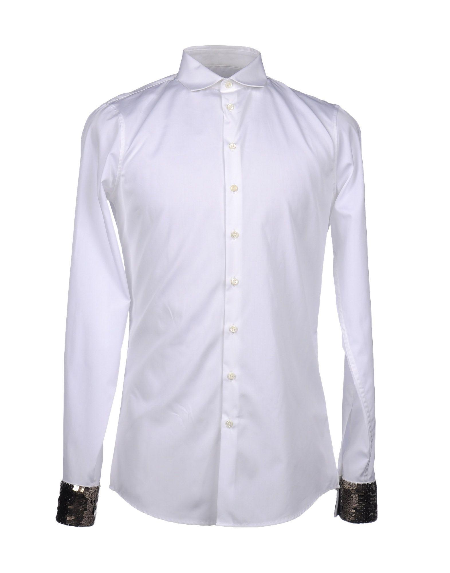 DSQUARED2 Рубашка с длинными рукавами цена 2017