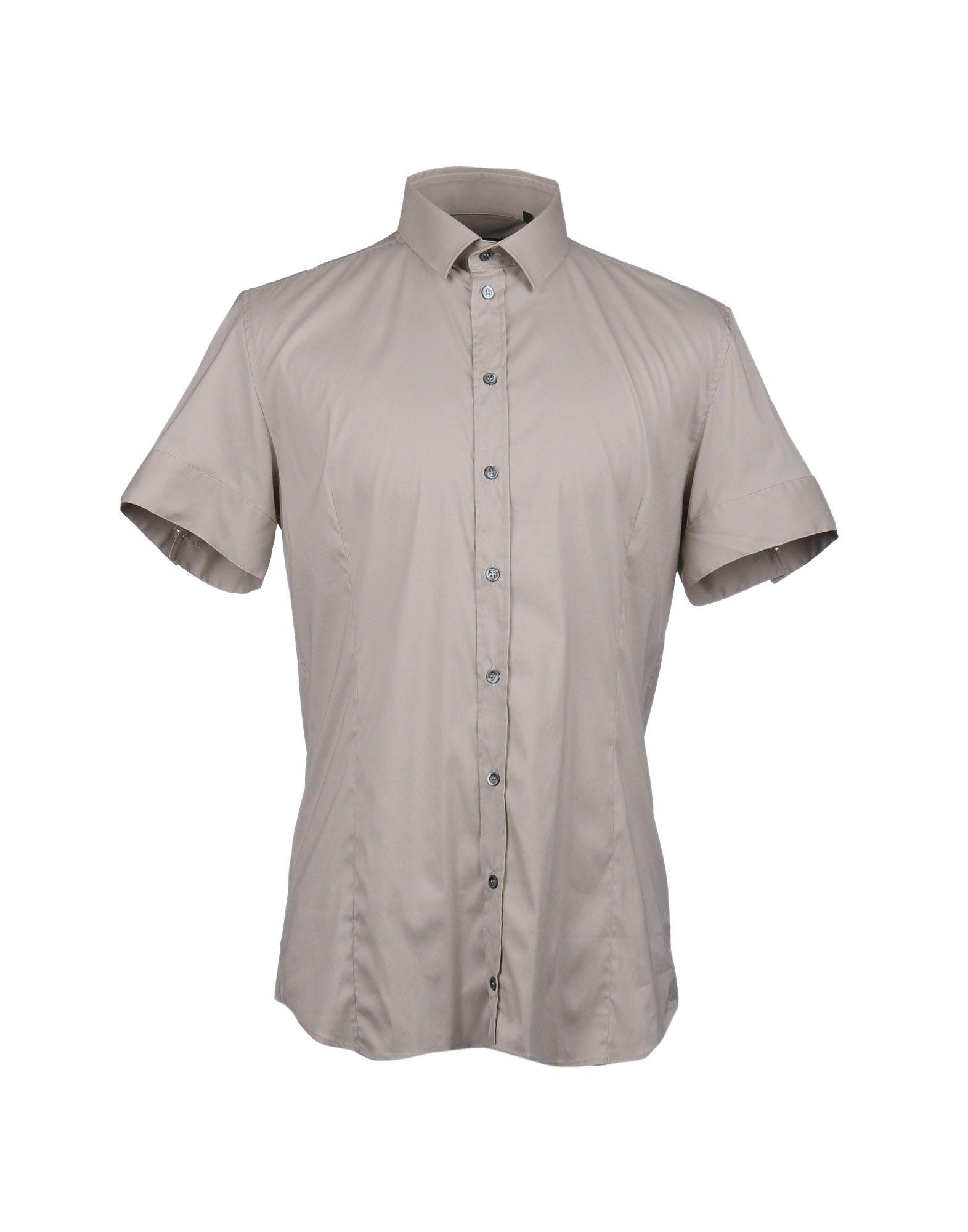 PATRIZIA PEPE Рубашка с короткими рукавами цена 2017