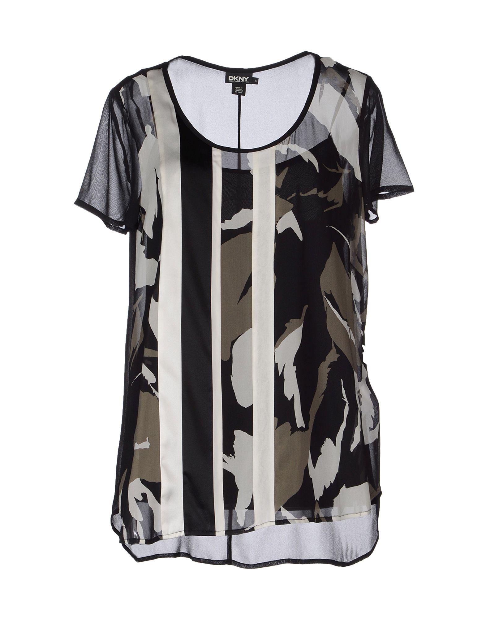 где купить DKNY Блузка по лучшей цене
