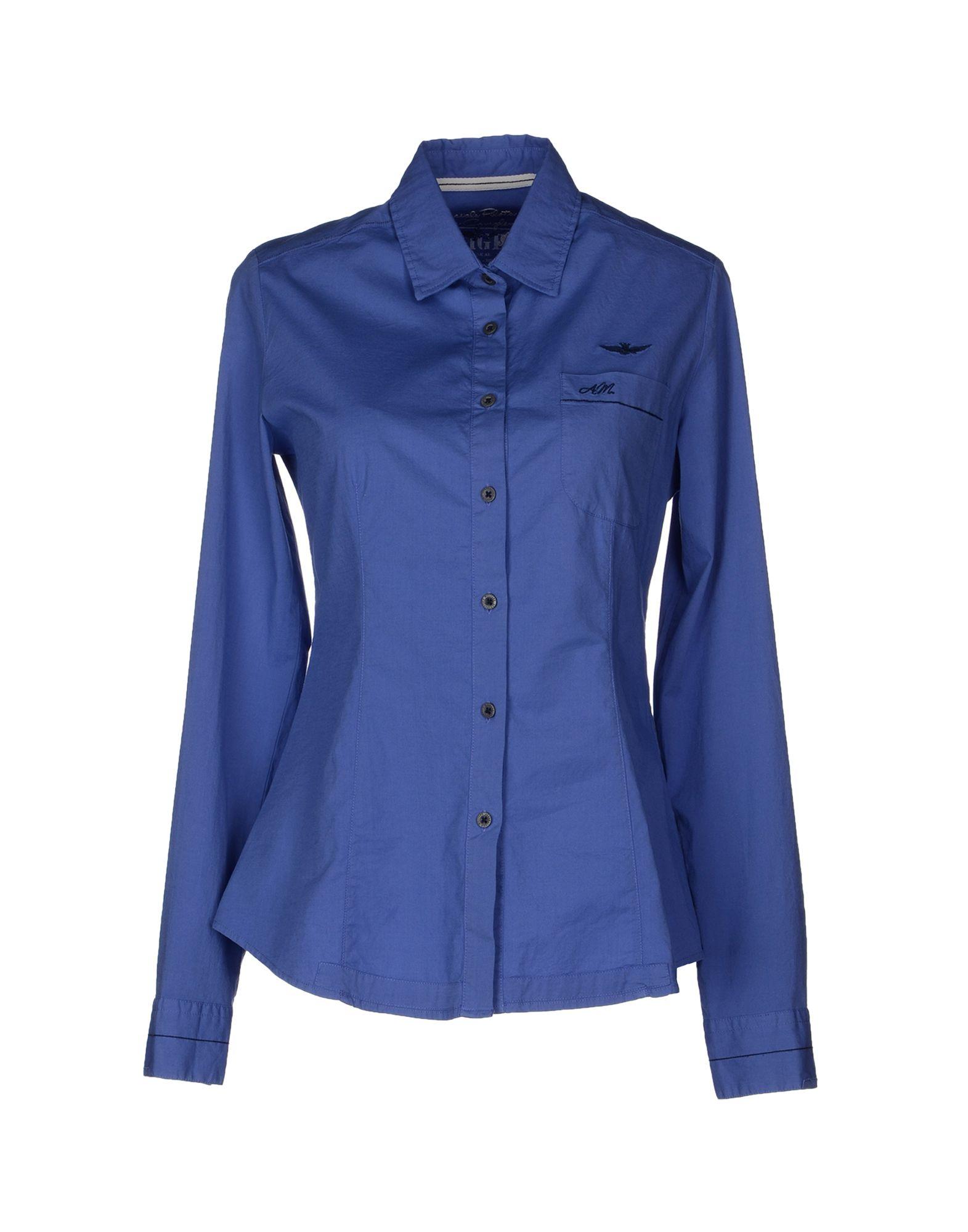 цена на AERONAUTICA MILITARE Рубашка с длинными рукавами