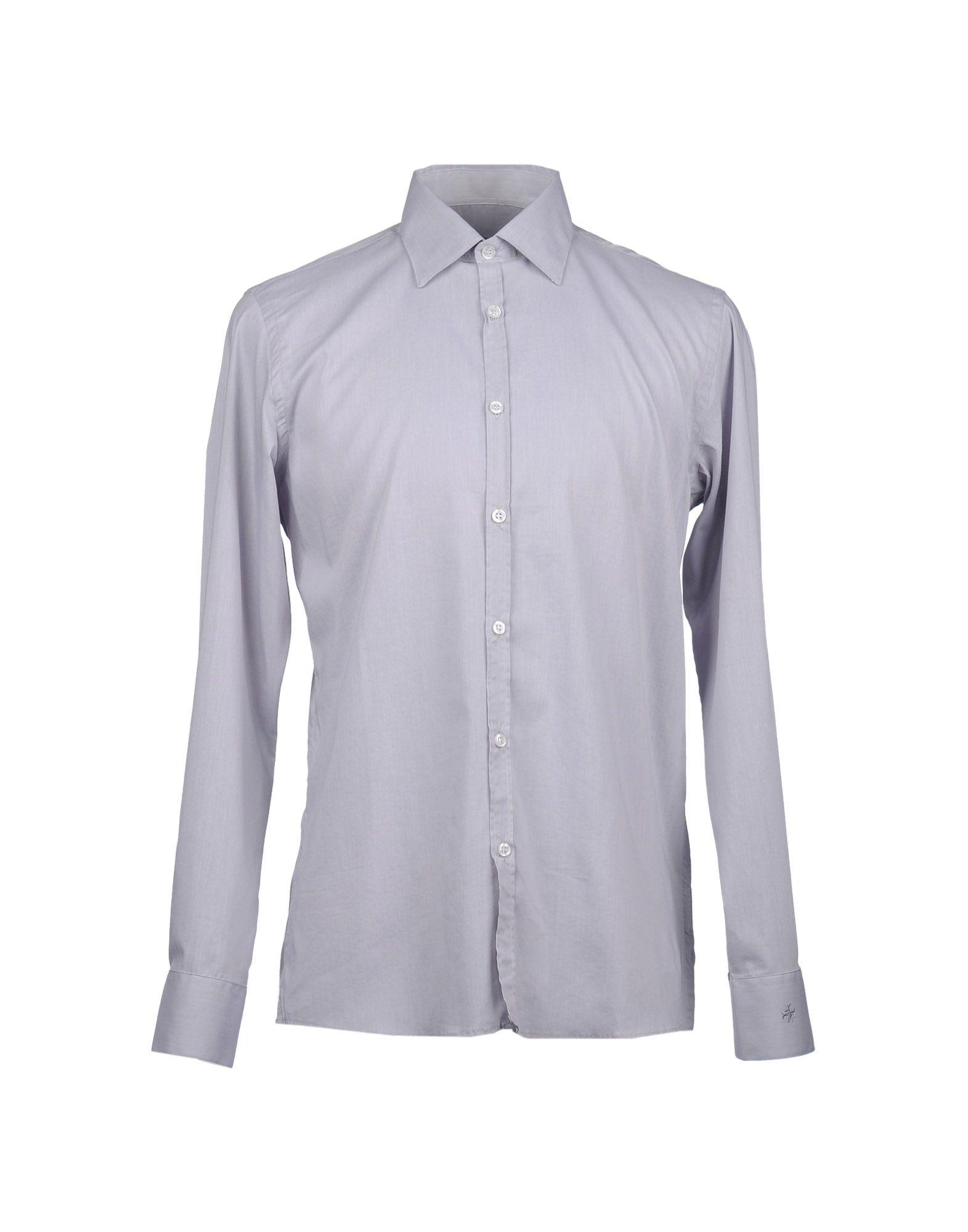 купить SIMBOLS Рубашка с длинными рукавами по цене 3650 рублей