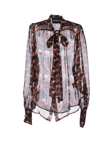 Фото - Pубашка от MARCO BOLOGNA черного цвета