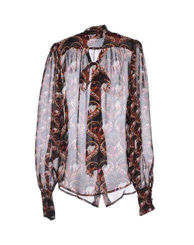 Фото 2 - Pубашка от MARCO BOLOGNA черного цвета