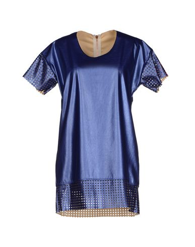 Фото LUXURY FASHION Короткое платье. Купить с доставкой