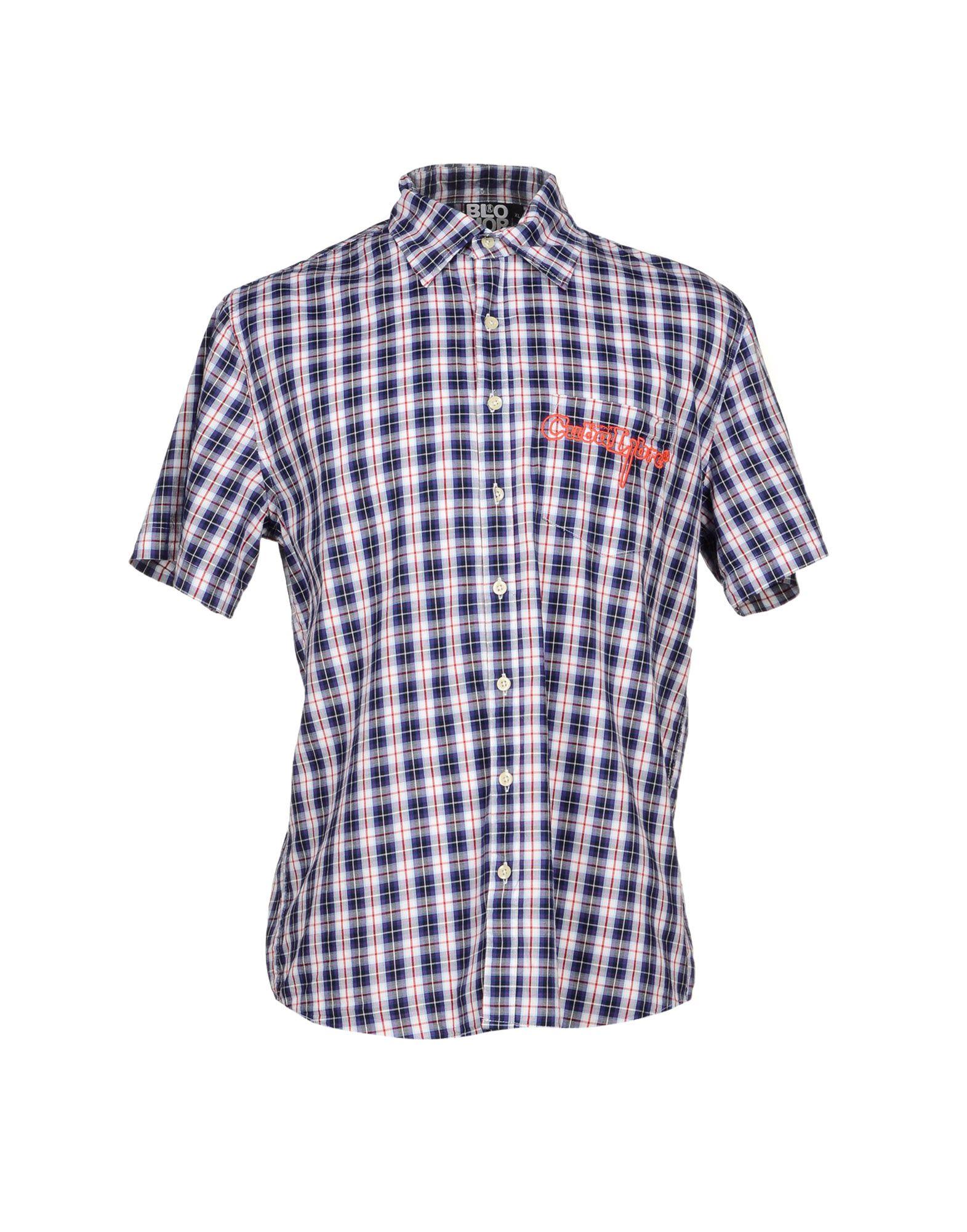цена BLOMOR Pубашка