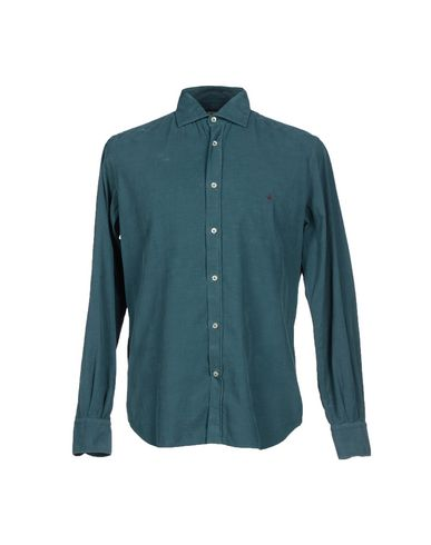 Foto BROOKSFIELD ROYAL BLUE Camicia uomo Camicie