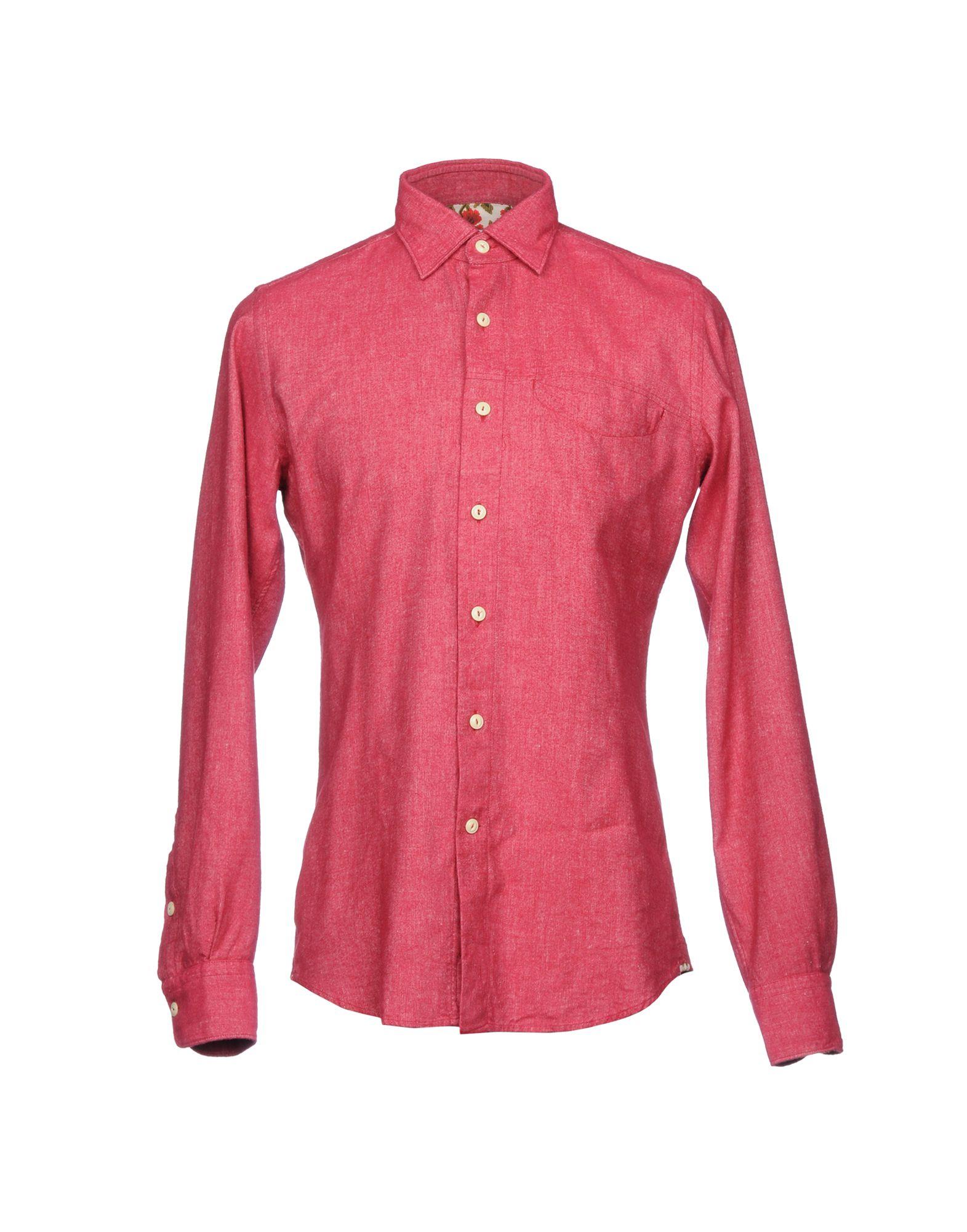 GLANSHIRT Pубашка delusion pубашка