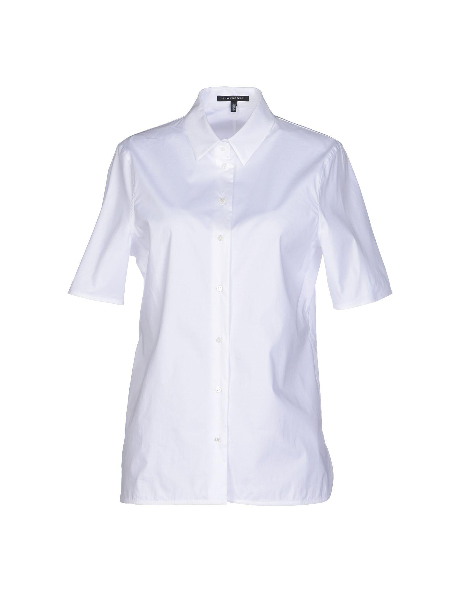 STRENESSE Pубашка strenesse blue pубашка