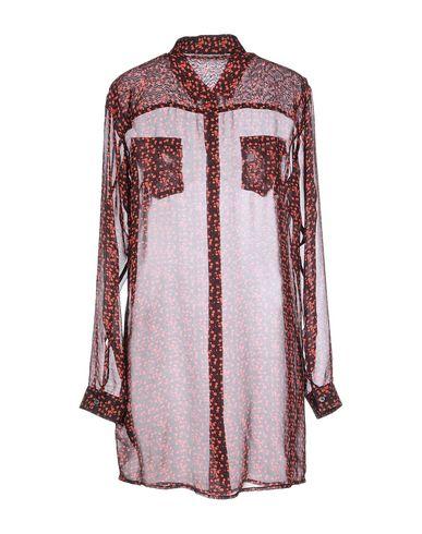 Фото 2 - Pубашка от COSTUME NEMUTSO кирпично-красного цвета
