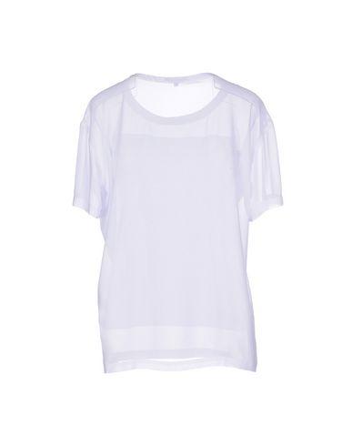 Фото 2 - Женскую блузку COSTUME NEMUTSO белого цвета