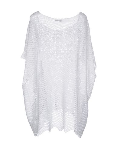 Фото 2 - Женский свитер ODI ET AMO белого цвета