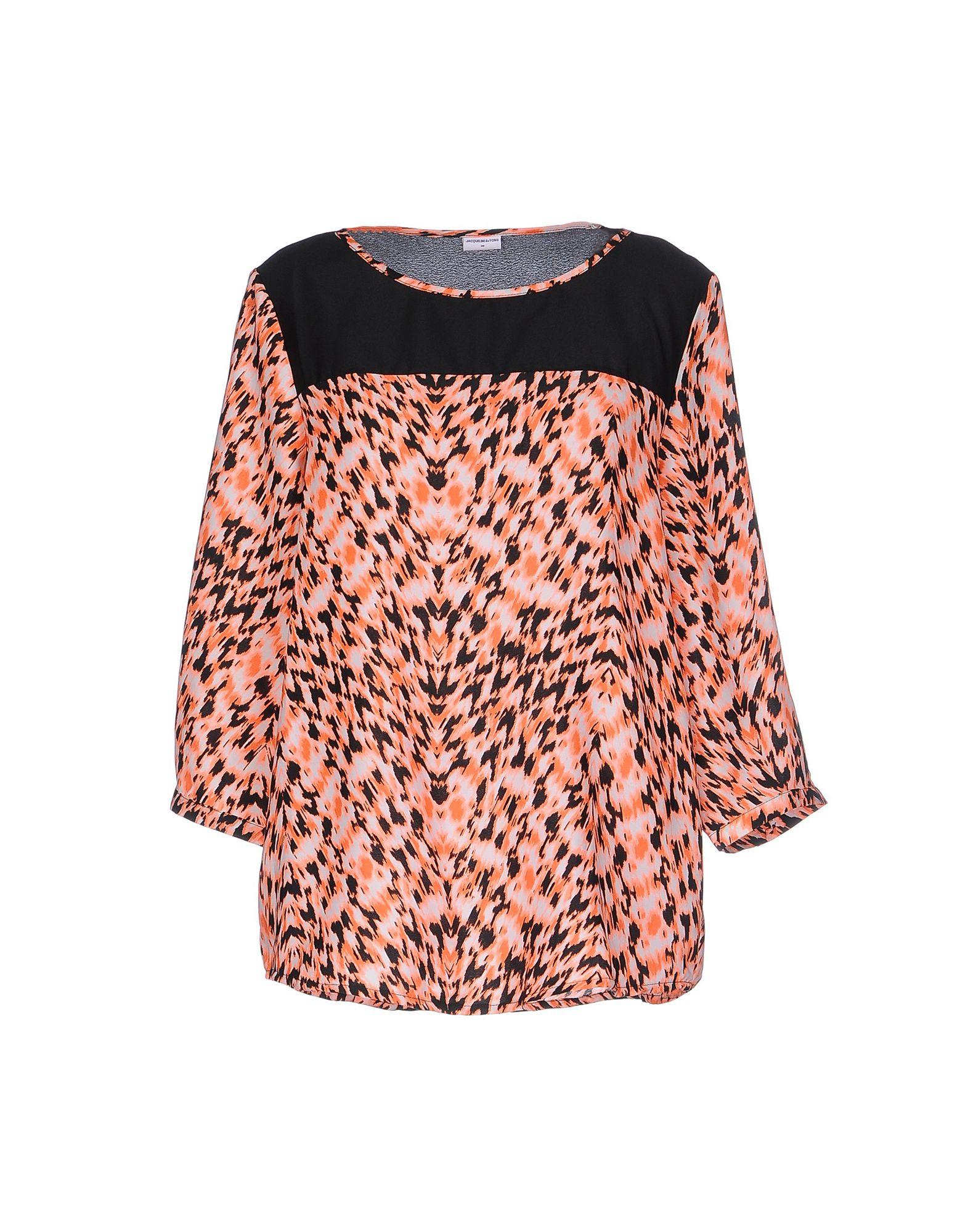 JACQUELINE de YONG Блузка блуза jacqueline de yong jacqueline de yong ja908ewxpi99