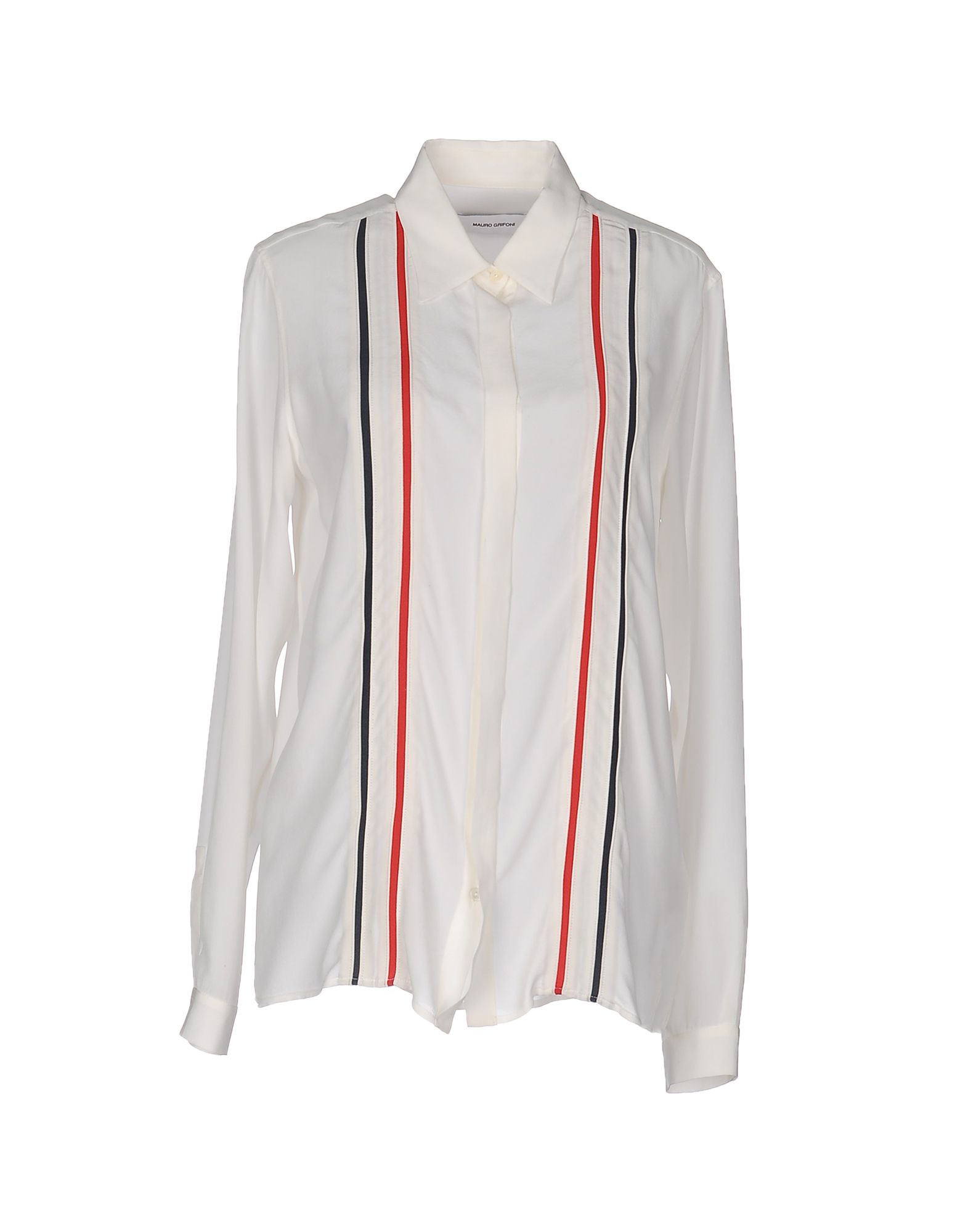 Mauro Grifoni SILK SHIRTS & BLOUSES