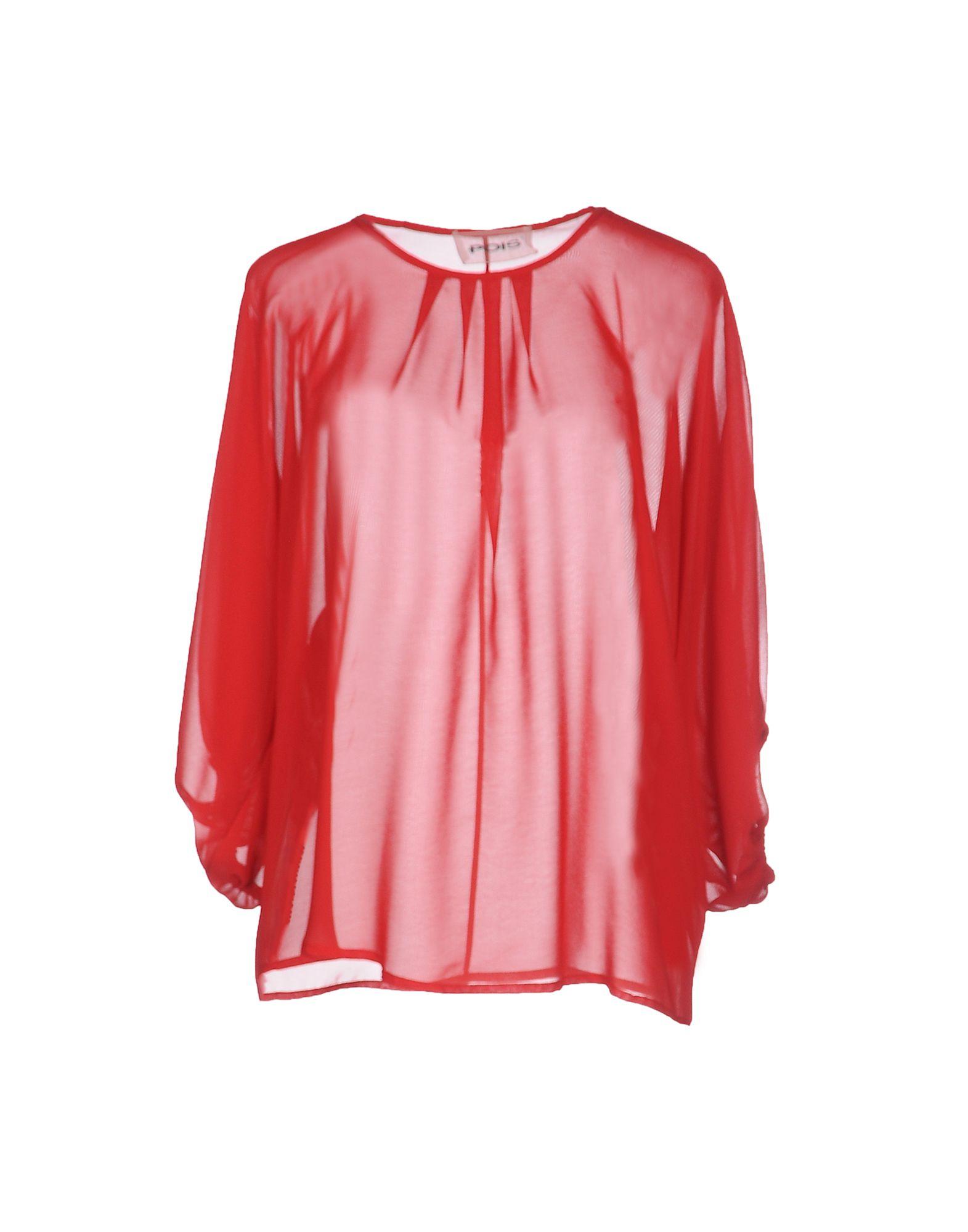 POIS Блузка pois блузка