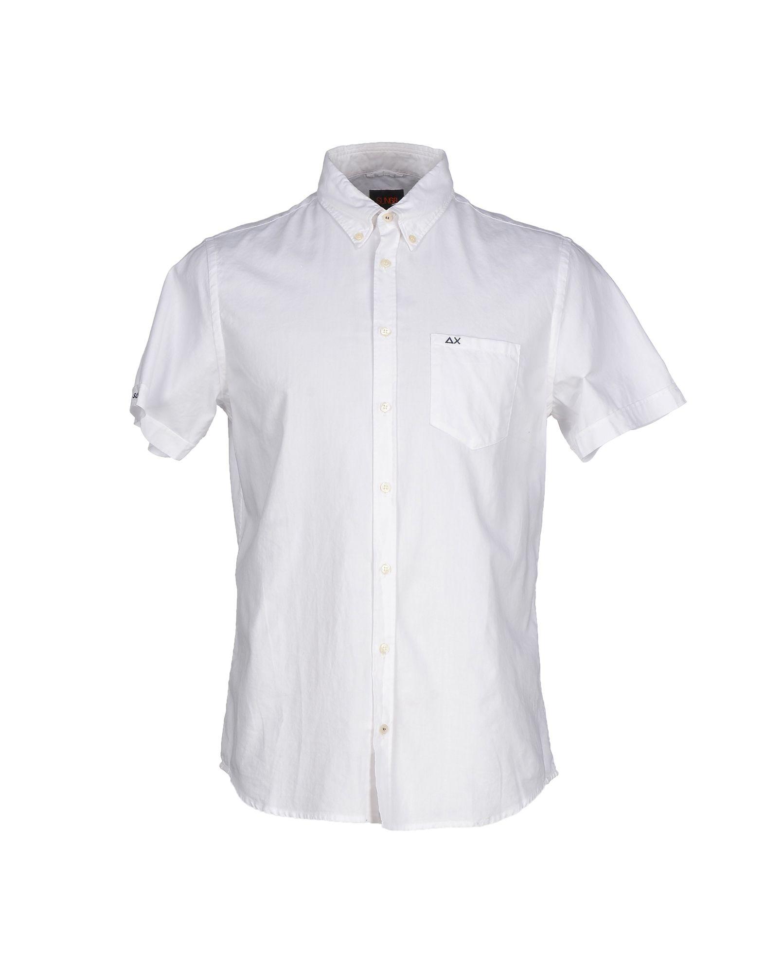 цены SUN 68 Pубашка