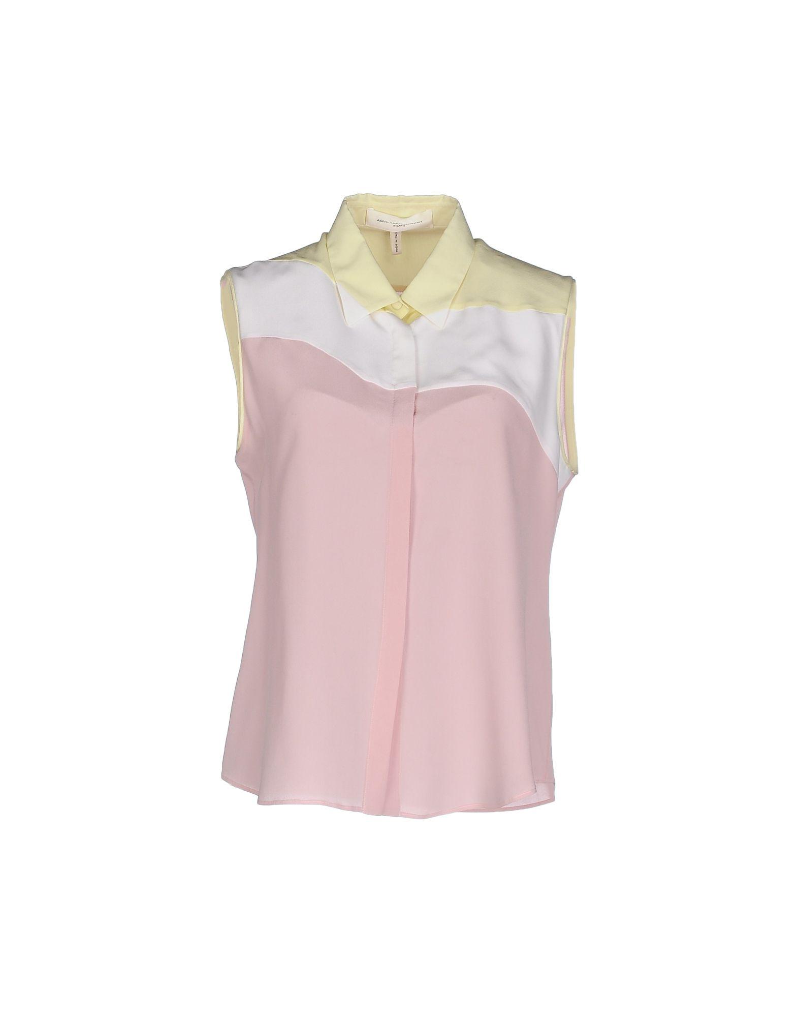 AQUILANO-RIMONDI Pубашка aquilano rimondi рубашка с короткими рукавами
