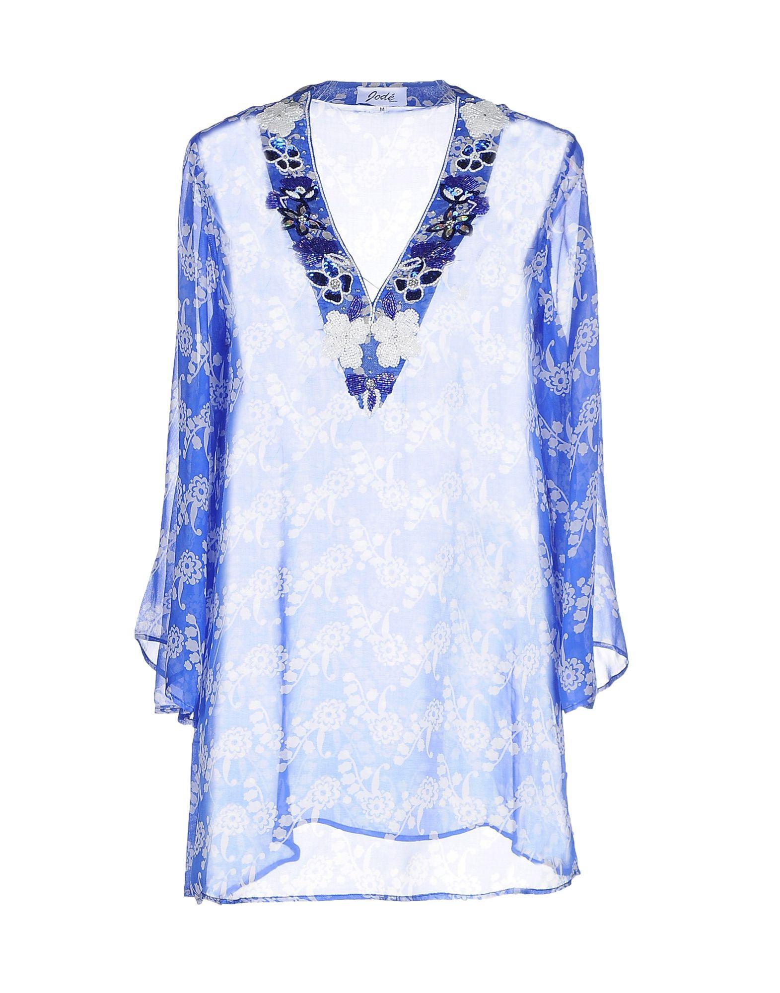 JODE' Блузка jode короткое платье