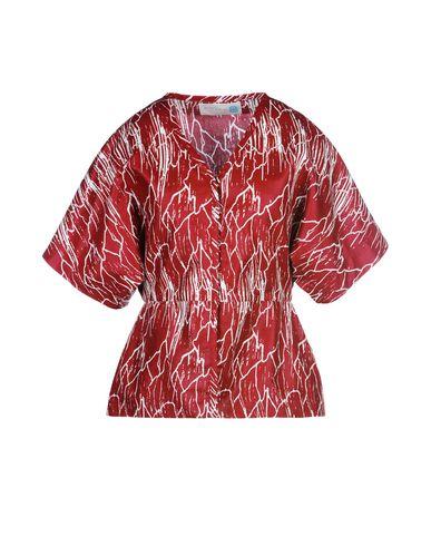 Фото - Pубашка от 8 красно-коричневого цвета